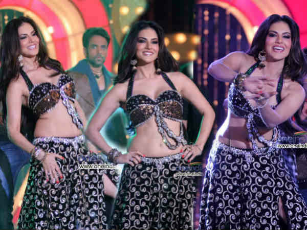 Sunny Leone At Music Launch Of S A W