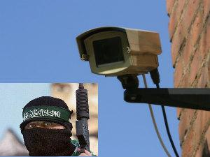 Suspected Terrorist Caught On Cctv Camera