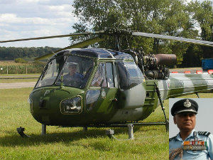 Helicopter Deal Was Tainted Ak Antony