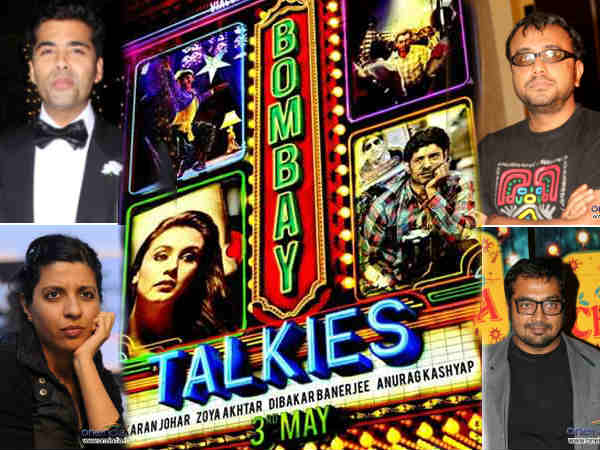 Bombay Talkies First Look Launch