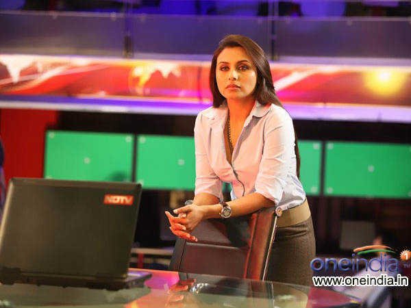 Rani Mukherjee Plays Journalist Bombay Talkies