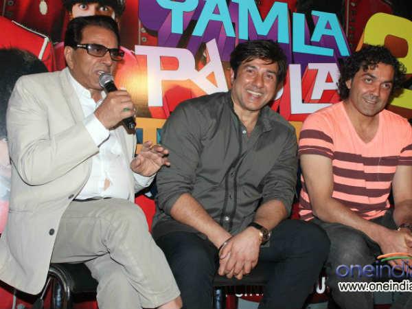 Sunny Deol Wife Writer Yamla Pagla Deewana