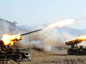 North Korea Rockets Ready Hit Us Bases