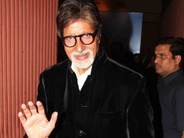 Amitabh To Be Honored At Melbourne Film Festival