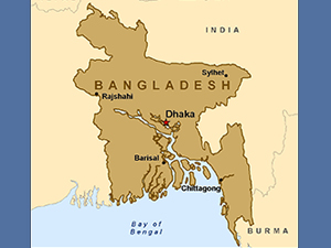 Bangladeshi Hindus Asked Protection