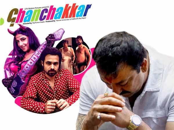 Sanjay Dutt Out From Ghanchakkar