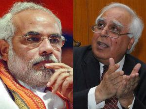 Modi Has Nothing Do With Bjp Sibal