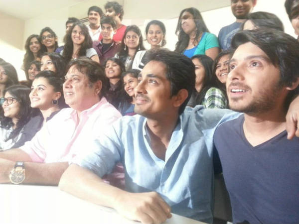 Chashme Baddoor Promotion By Cast Crew Members