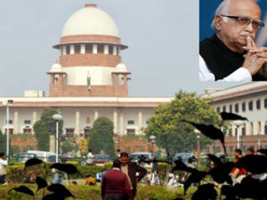 Ayodhya Case Sc Ask Why Delay In Appeal Against Advani