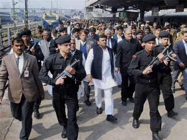 Akhilesh Govt Playing With Hindu Emotion