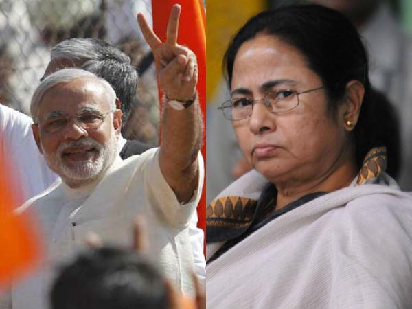 Mamata Denied Permission For Modis Reception Bjp