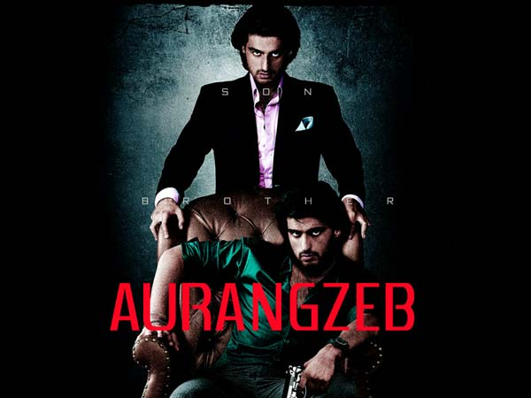 Trailer Of Arjun Kapoor Aurangzeb Out