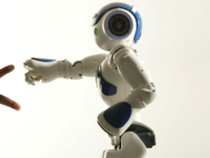 Robot Can Play Rock Scissors Paper With You