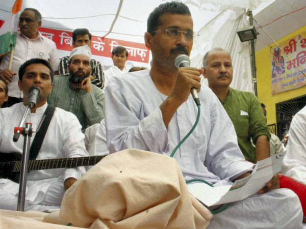Kejriwal To End Fast Against Inflated Power Bills Today