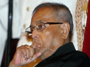 Corruption A Threat To Indian Democracy President