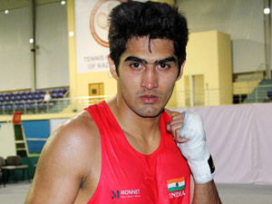 Vijender Singh Out From Two International Tournaments