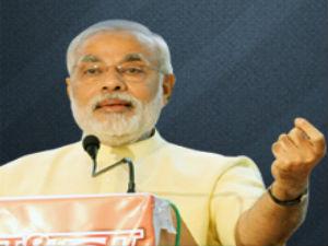 Modi Interacts With Gujarati Community In Kolkata
