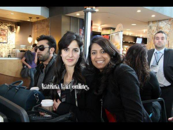 Ranbir Katrina Again Spotted Together At Airport