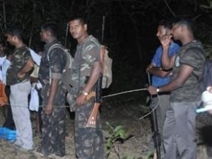 Maoists Blow Up 8 Government Buildings In Jamui