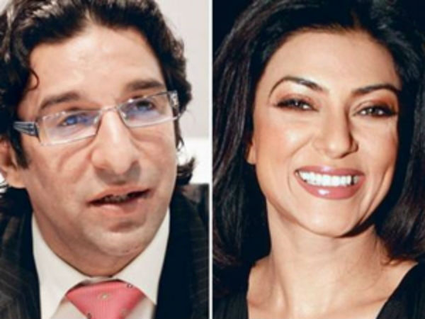 Sushmita Sen Is Getting Married Wasim Akram In Dubai