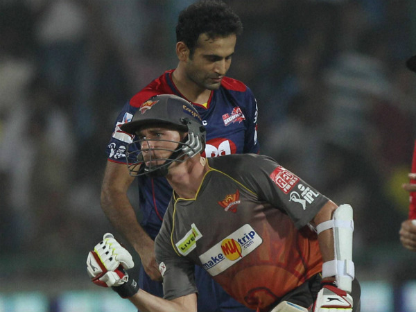 Sunrisers Hyderabad Won By 3 Wickets