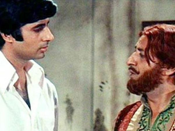 Pran Saab Gentleman The Core Amitabh Bachchan