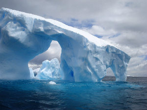 Antarctic This Time Ice Melting Is 10 Times Faster