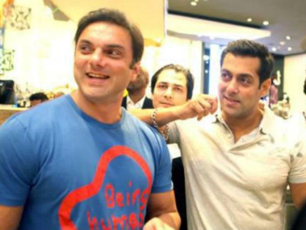 Sohail Khan Dismissed Rumours No Salman Khan Film