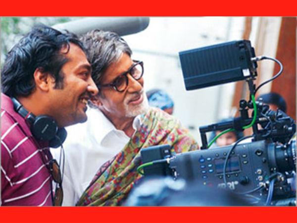 Amitabh Bachchan Play Himself Bombay Talkies
