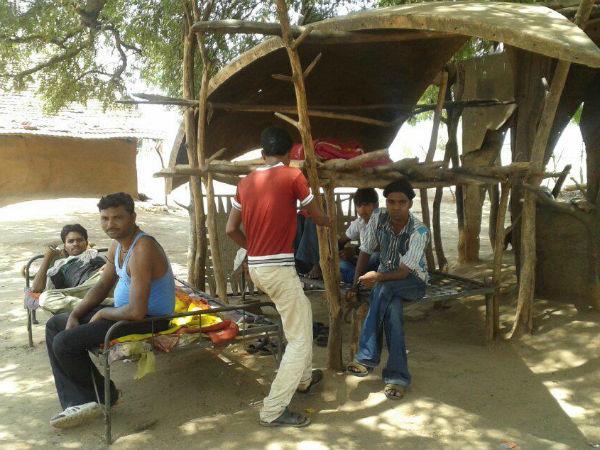 Desar A Theve S Village Of Gujarat Want Development