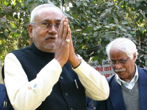 Gujarat Riots Nitish Hits Back At Bjp Charge
