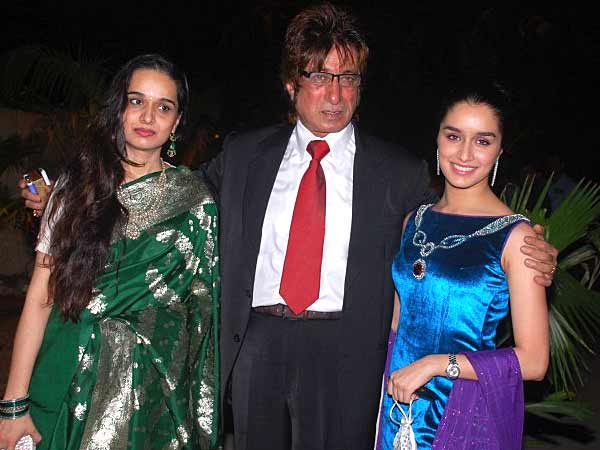 Shraddha Dad Shakti Kapoor Thanks To Aashiqui 2 Makers