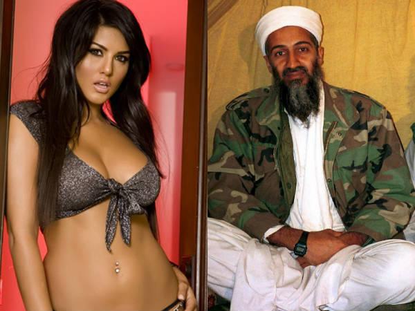 Osama Bin Laden Love Porn Was Joke Sunny Leone