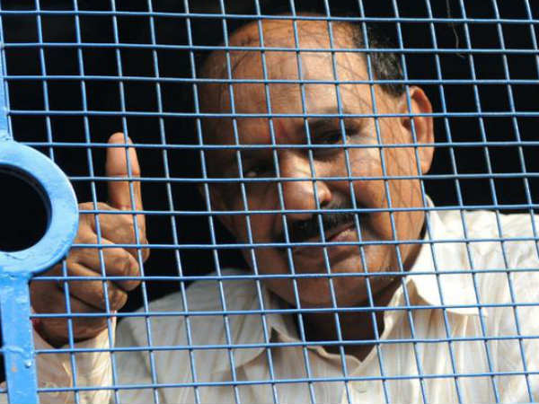 Gujarat Hc Grants Temporary Bail To Babu Bajrangi