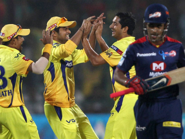 Chennai Won By 86 Runs Against Delhi