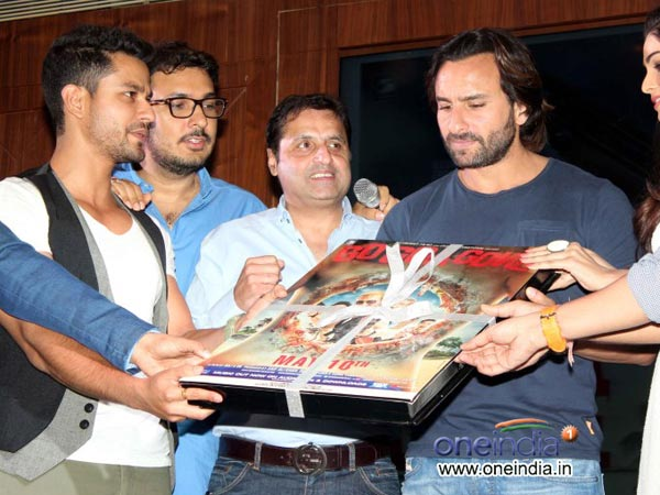 Not Just Guest Appearance In Go Goa Gone Saif Ali Khan