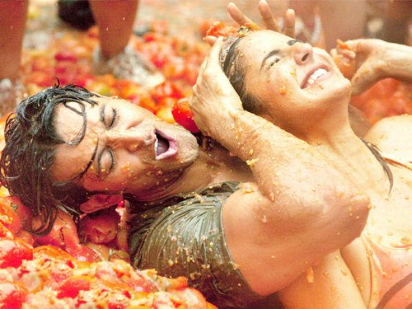 May Katrina Kaif Hrithik Roshan Shoot Europe Bang Bang