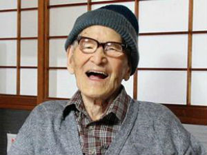 Worlds Oldest Ever Man Turns 116 In Japan