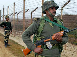 Chinese Troops Erect Post 10 Kms Inside Ladakh