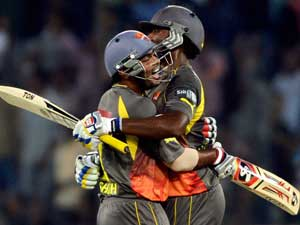 Ipl 6 Hyderabad Defeated Punjab Five Five Wickets