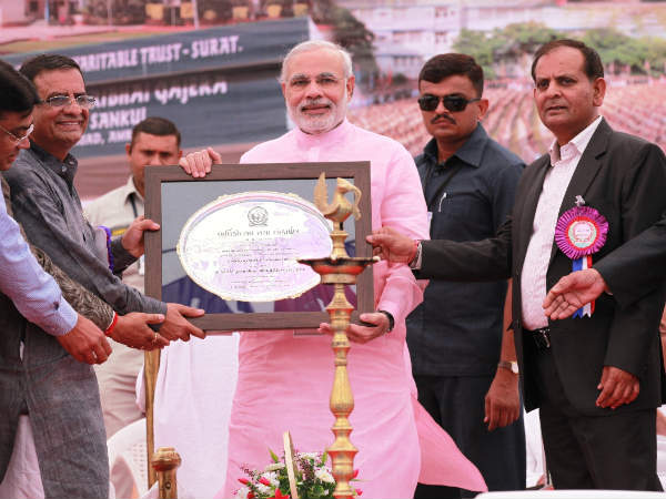 Gujarat Has Made Major Contribution To Countrys Growth