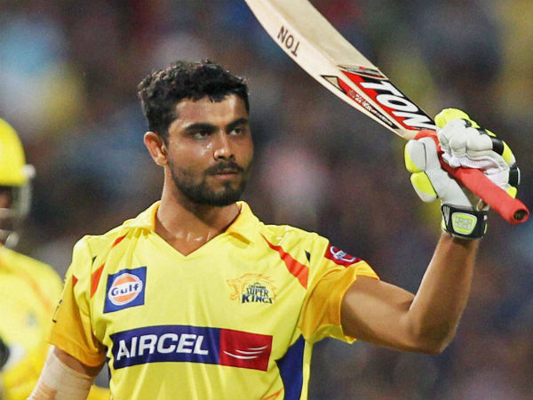Jadeja Steals Another Win For Chennai