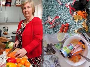 Woman Eats 2500 Calories Night Blames Sleep Disorder