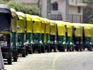 Light Parody On Rickshaw Driver