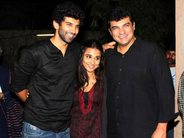 Special Screening Of Aashiqui 2 For Vidya Balan