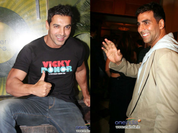 John Abraham Replace Akshay Kumar In Welcome Back