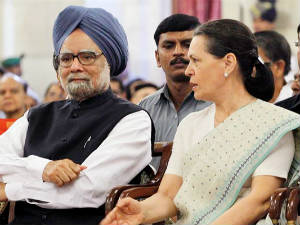 Pm Sonia Discuss Ways To Break Parliament Logjam