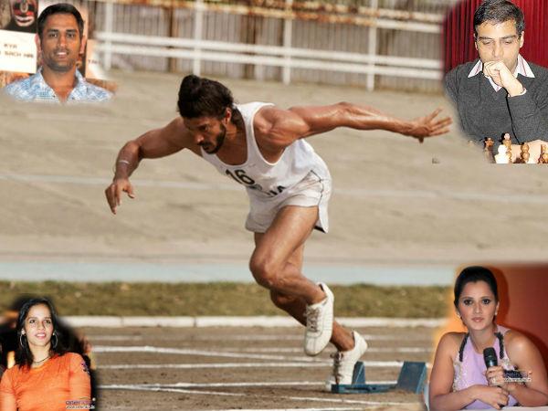 Sportspersons National Anthem Video Bhaag Milkha Bhaag