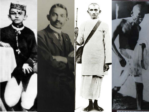 Us Website Claims Mahatma Gandhi Slept With Naked Women