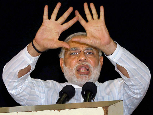 Modi Attend All Gujarat Public Prosecutors Seminar